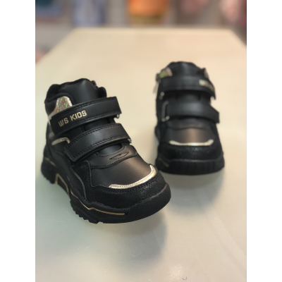 Ботинки 553255511 черные