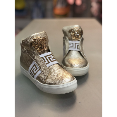 Ботинки - кроссовки для девочки Kristina