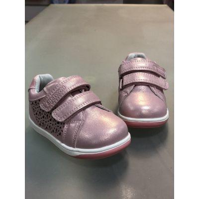 Ботинки JC08 розовые