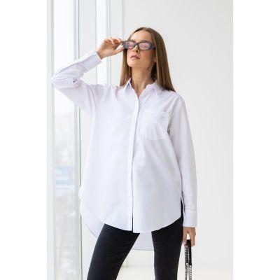 Рубашка Мелантея 6466 белая