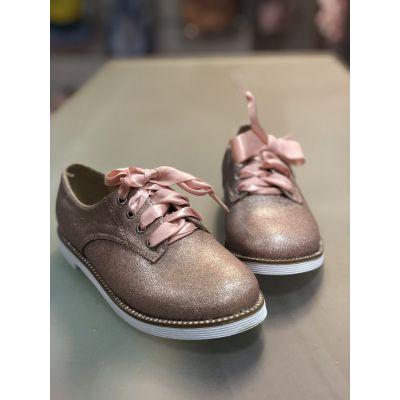 Туфли 139-38L розовые