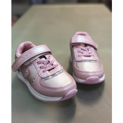 Кроссовки для девочки 295 розовые