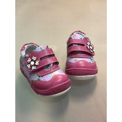 Туфли кроссовки 18-14В малиновые