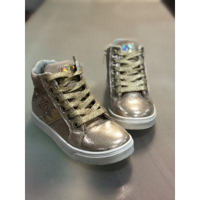 Ботинки 286 золото