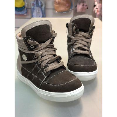 Ботинки кожаные Bryan