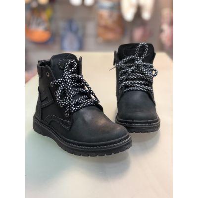 Ботинки 0208 черные