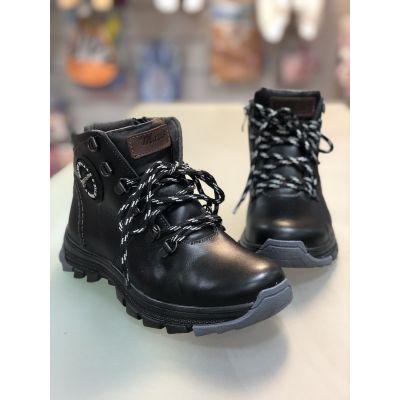 Ботинки Джерси черные ТМ MAXUS