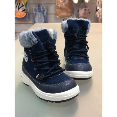 Ботинки H188 синие