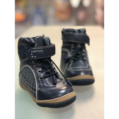 Ботинки RK1083A7 синие