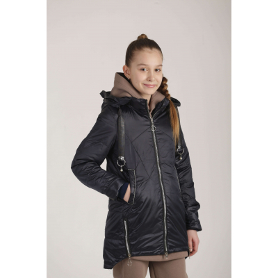 Куртка 6938 черная