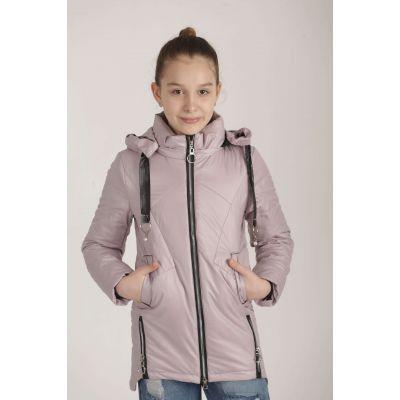 Куртка 6938 розовая