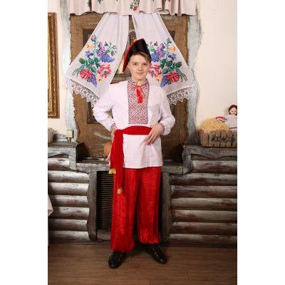 Карнавальный костюм Украинец Козак 5