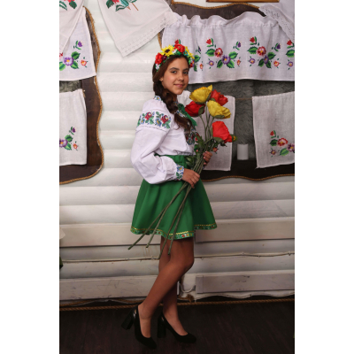 Карнавальный костюм Украинка 6
