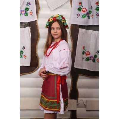 Карнавальный костюм Украинка, Наталка - Полтавка