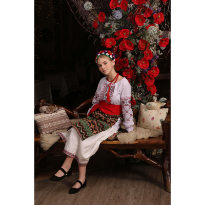 Карнавальный костюм Украинка 8
