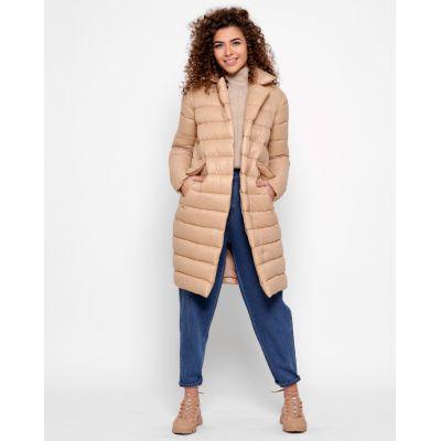 Куртка LS-8867-10 бежевая