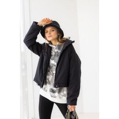 Куртка Альфелия 650 черная