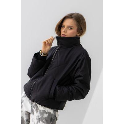 Куртка Сэмэлия 6512 черная