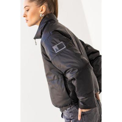 Куртка Паламея 6471 черная
