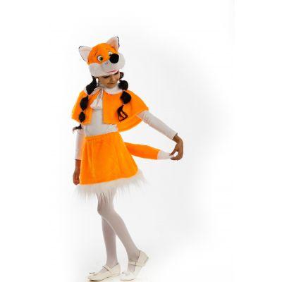 Карнавальный костюм Лиса Лисичка 89030 №10