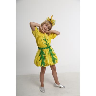 Карнавальный костюм Мимоза №3