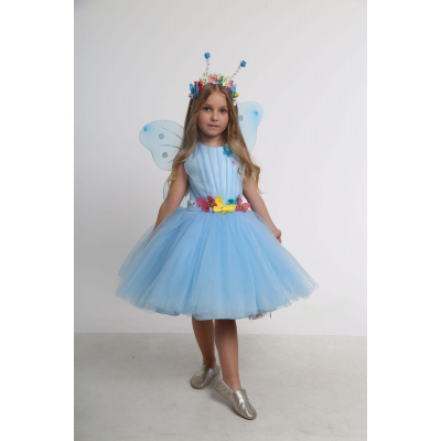 Карнавальный костюм Бабочка 9703