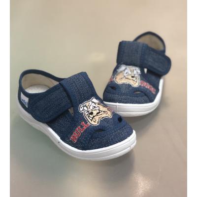 Туфли текстильные Миша 297-670