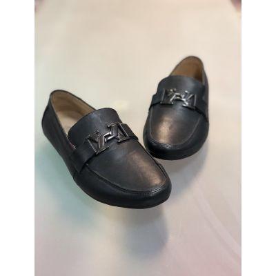 Туфли 2586-Y253 черные