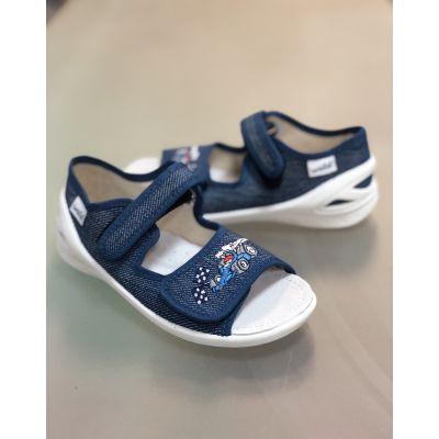 Туфли текстильные Адам Raptors 362-244