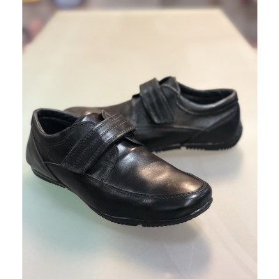 Туфли кожаные 10107 черные