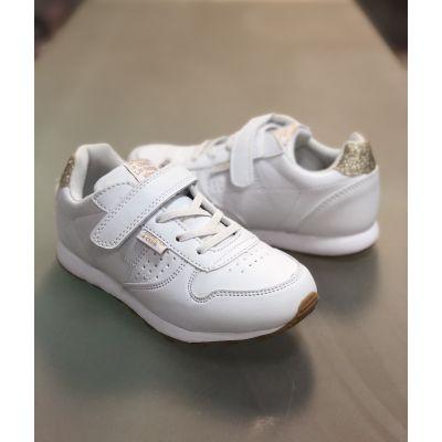 Кроссовки ES06/20 белые