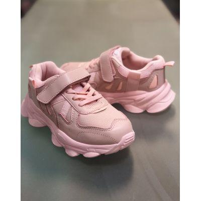 Кроссовки F925 розовые