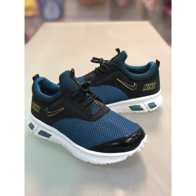 Кроссовки 3018-4 синие