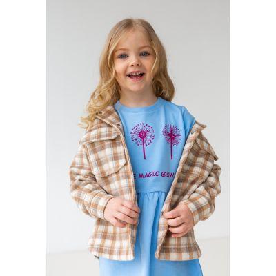 Сорочка-куртка Саян 6912 бежевая