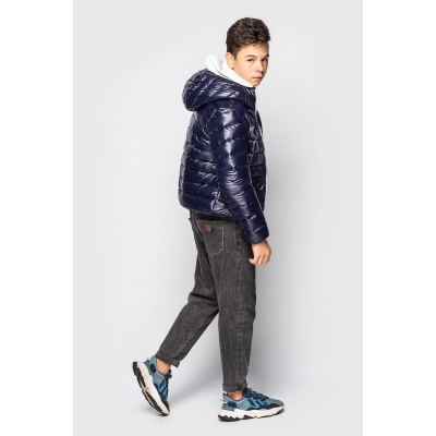 Куртка Доминик синяя