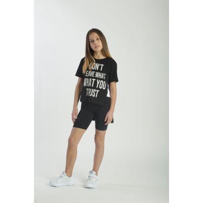 Футболка 9642.03 черная