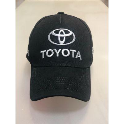 Блайзер кепка Michelin Toyota черный
