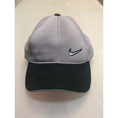 Блайзер кепка Rebook Nike серая