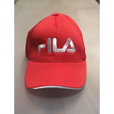 Блайзер кепка Fila красный