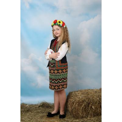 Карнавальный костюм Украинка №12 Подружка Оксаны