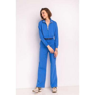 Спортивный костюм Солнэй 7029 джинсовый