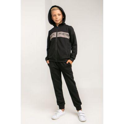 Спортивный костюм Кайзер 5755 черный