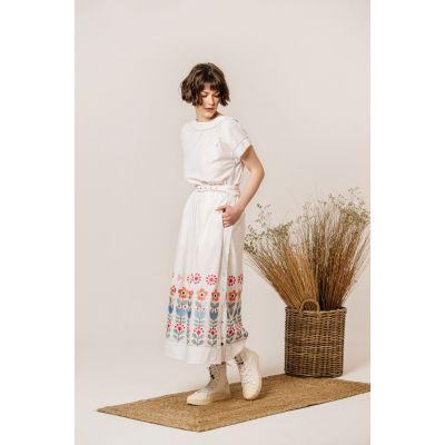 Платье вышиванка Чичка нежная В