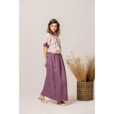 Платье вышиванка Амелия В