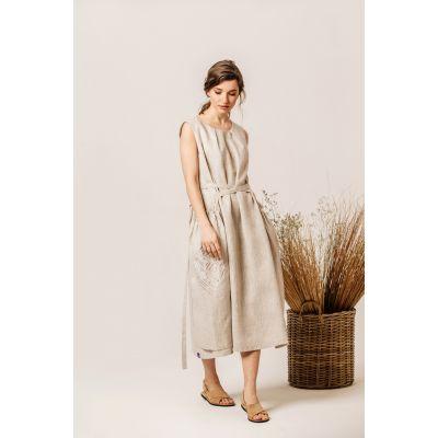 Платье вышиванка Джулия В
