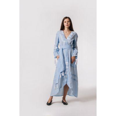 Платье вышиванка Атаманша  В