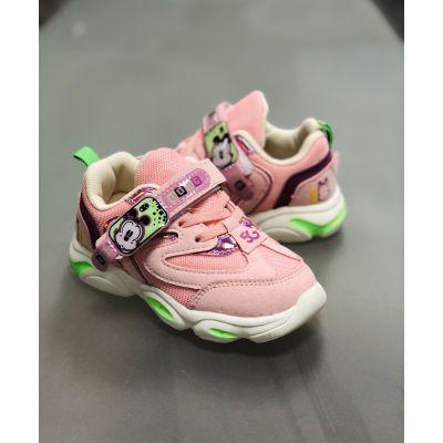 Кроссовки 2007 розовые
