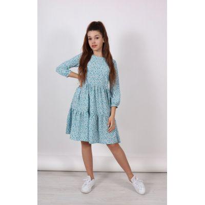 Платье 1369 мята