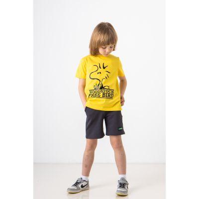 Футболка Кериус 7272 желтая