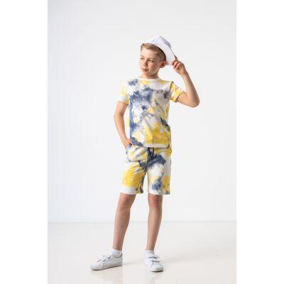 Спортивный костюм Форест 7249 желтый